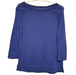 Lord & Taylor 100% Cashmere Top